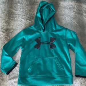 Under armour boys size 5 hoodie